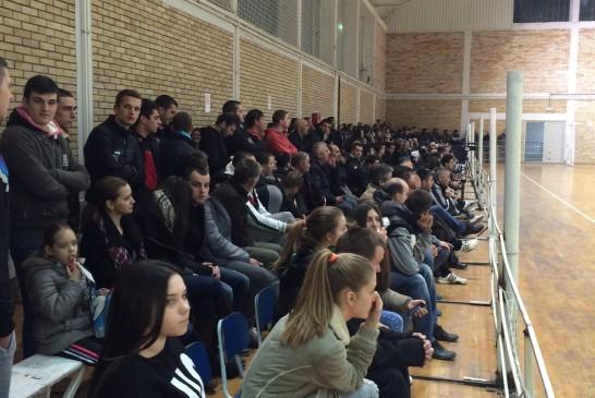 Fantastična atmosfera na derbiju Druge muške lige Zapad u Rači