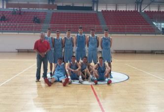 """KK""""Goč"""" pobednik Letnje lige RKS CS i RKKS"""