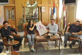Gradonačelnik Kragujevca organizovao prijem za zlatnu kragujevčanku