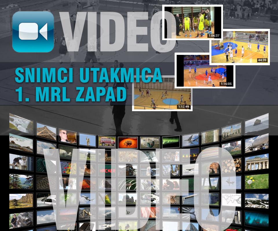 Video 1.MRL – Zapad