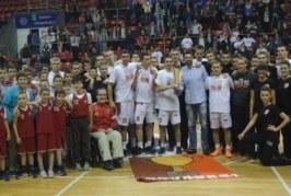 KKK Radnički pobednik Druge muške regionalne lige Zapad 2